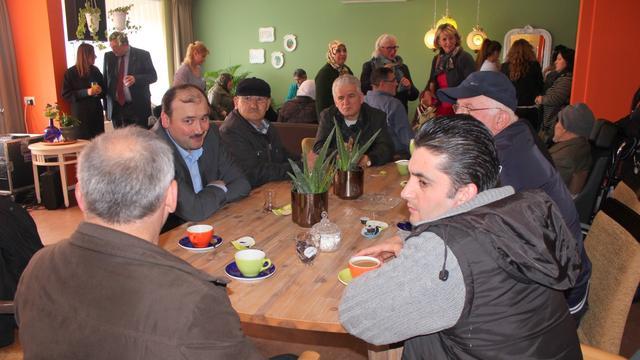 Kamerlid opent Turkse dagopvang in Bergen op Zoom