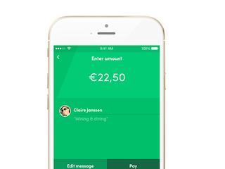 Payconiq stelt gebruikers in staat op basis van telefoonnummer geld over te maken