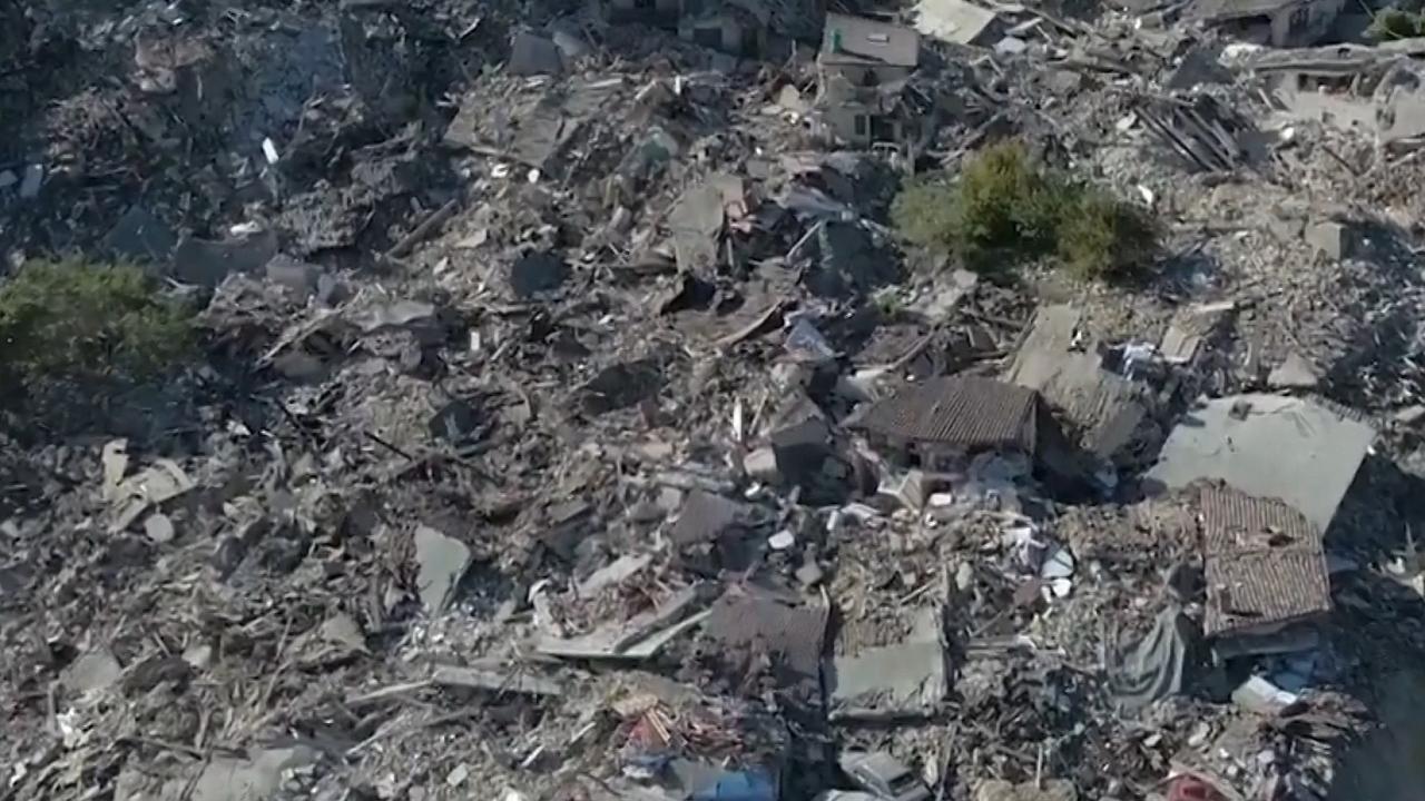 Overzicht: meerdere aardbevingen zorgen voor ravage in Midden-Italië