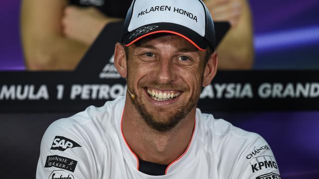 Button had nooit verwacht 300 Grands Prix te zullen rijden
