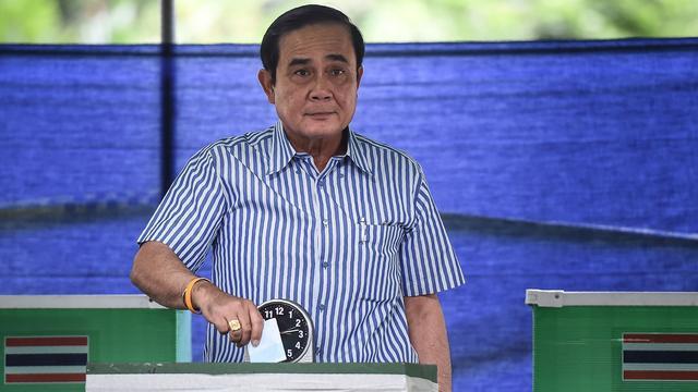 Meerderheid Thai stemt voor nieuwe grondwet