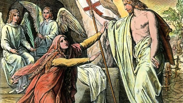 Paus stelt Maria Magdalena gelijk aan apostelen