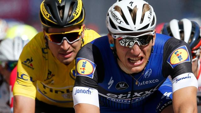 Kittel emotioneel na zege in vierde Touretappe