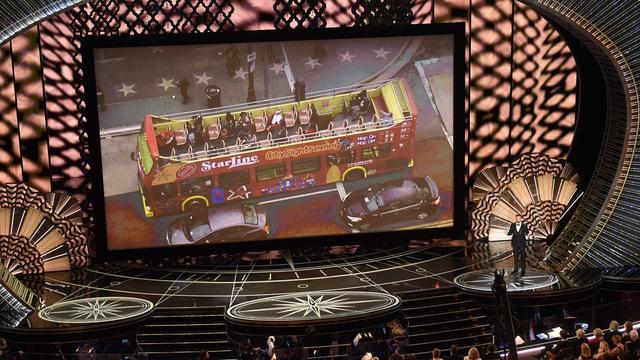 Jimmy Kimmel lokt toeristen naar zaal Oscaruitreiking