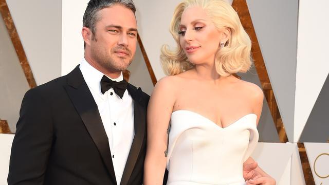 'Lady Gaga en verloofde uit elkaar'