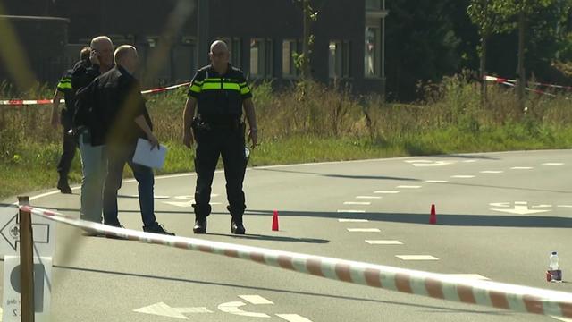 Politie schiet op drie vluchtende verdachten in Weert