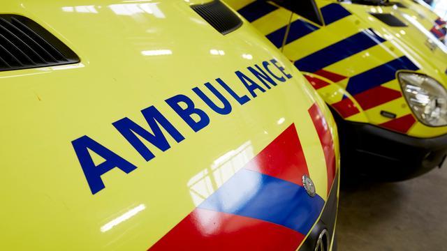 Twee gewonden bij ongeval in Etten-Leur