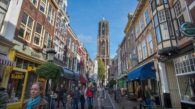 Wandelgebied in Utrechtse binnenstad wordt flink uitgebreid