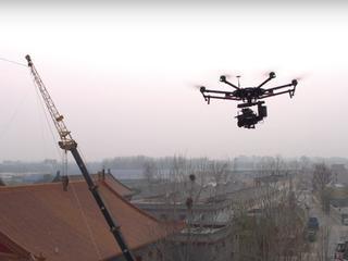 Bedrijf hoopt dat autonome drones zo beter leren vliegen