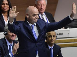 45-jarige Zwitser volgt na bijna achttien jaar landgenoot Blatter op
