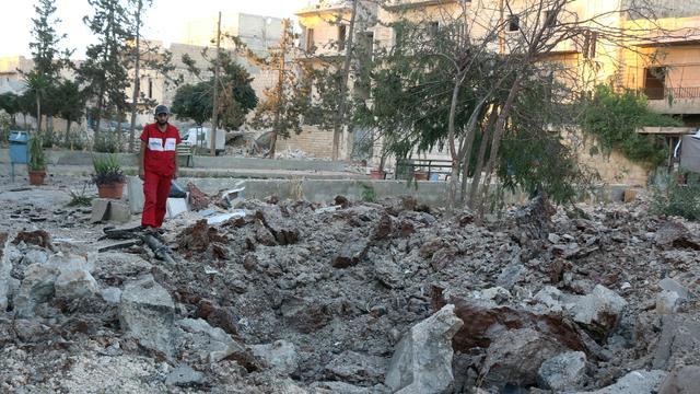 Syrisch leger boekt terreinwinst in Aleppo
