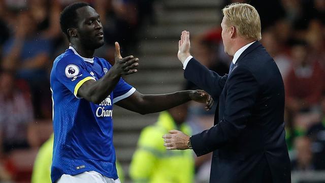 Everton klimt dankzij ontketende Lukaku naar derde plek Premier League
