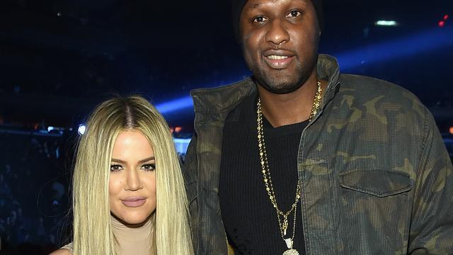'Kinderwens Khloe Kardashian reden voor scheiding met Lamar Odom'
