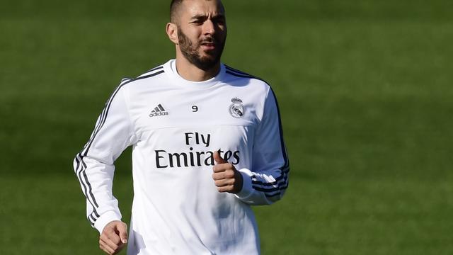 Benzema en Ronaldo in selectie Real Madrid voor duel met City