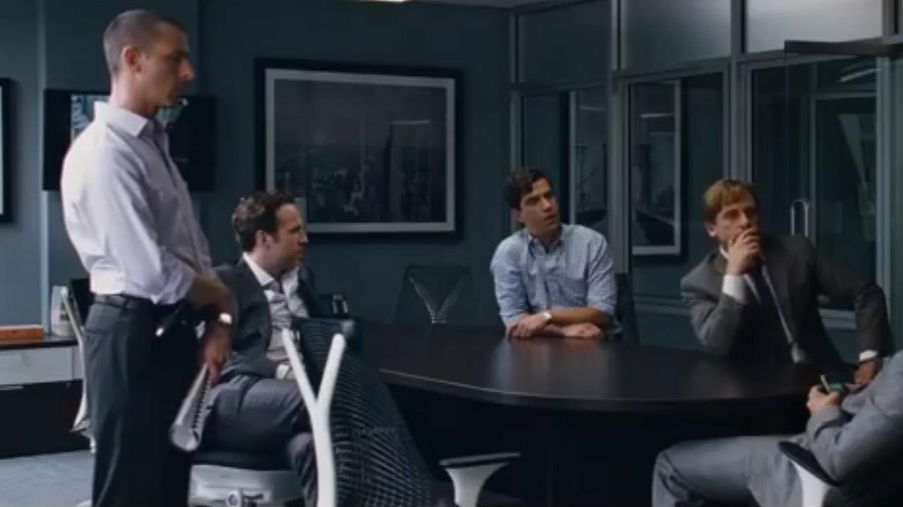 Trailer - The Big Short