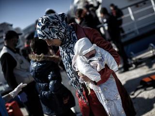 Ruim 11.000 migranten van dinsdag tot en met vrijdag vanuit Turkije