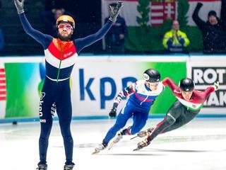 Nederlandse vrouwenploeg grijpt naast medailles