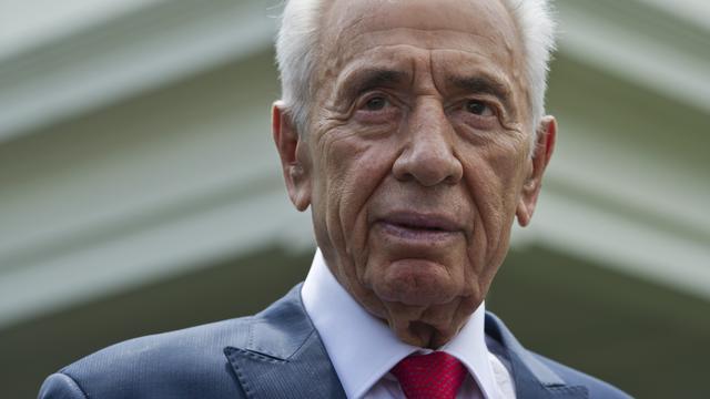Begrafenis Shimon Peres, Definitieve selectie Oranje