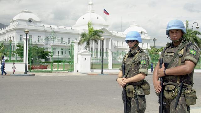VN stopt na dertien jaar met vredesmissie in Haïti