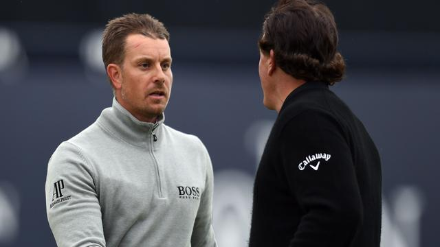 Zweed Stenson neemt leiding op Brits Open