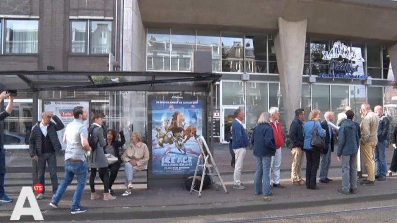 Bewoners in actie om verdwijnen tramhalte