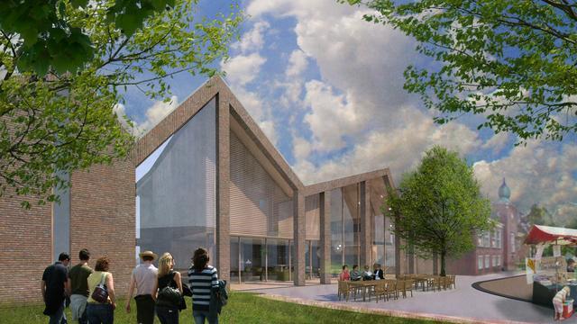 Overeenkomst voor bouw dorpshuis Rucphen gereed