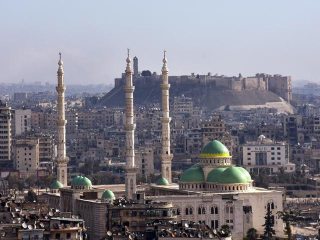 Wat gebeurt er met de Syrische opstand nu Aleppo is gevallen