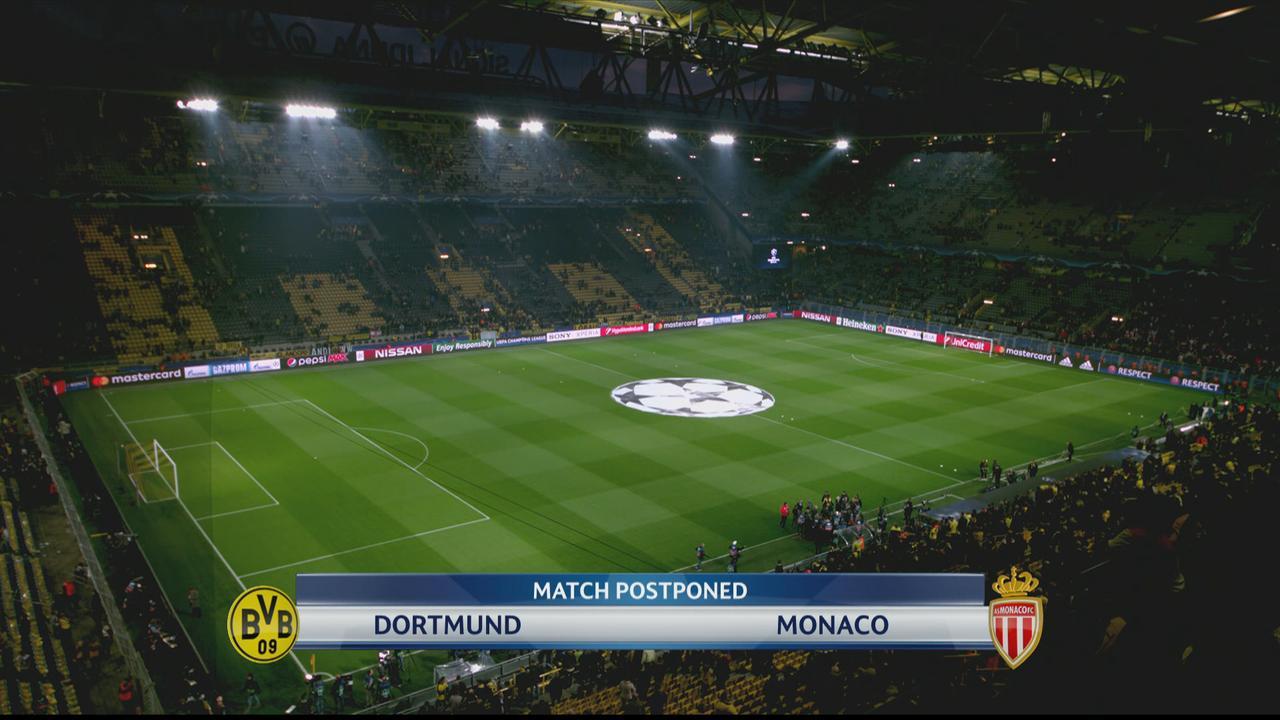 Dortmund-AS Monaco uitgesteld na explosie bij Duitse spelersbus