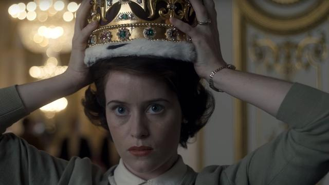 Trailer nieuwe Netflix-serie The Crown