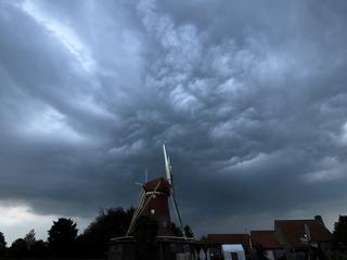 Ook in Frankrijk en Duitsland onweerswaarschuwingen
