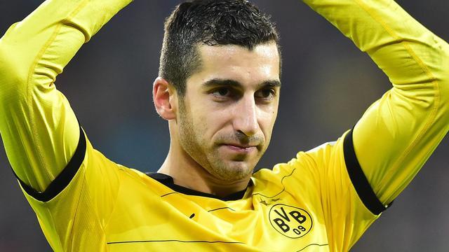 United versterkt zich ook met Mkhitaryan van Dortmund
