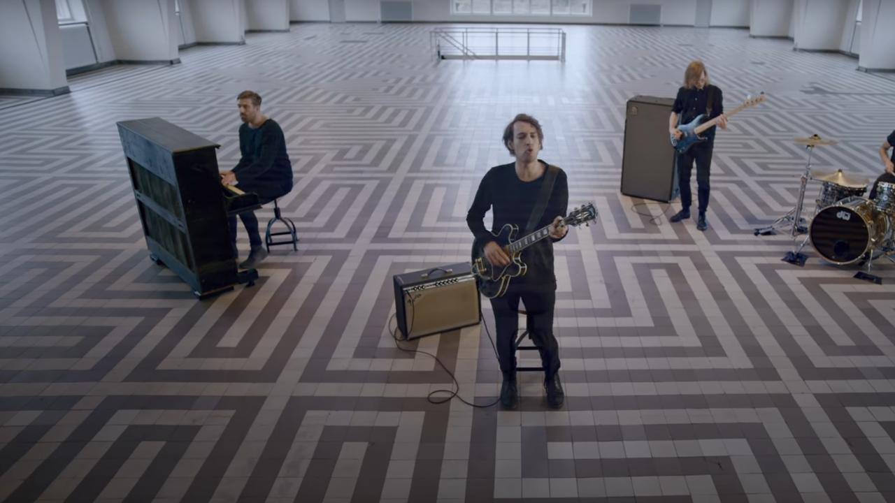 Nieuwe clip Kensington 'Sorry'