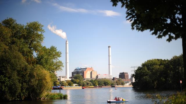 Vattenfall stopt eerder met kolen in Berlijnse energiecentrale