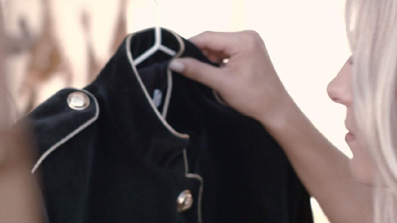 De look van de dag: zo draag je een military coat