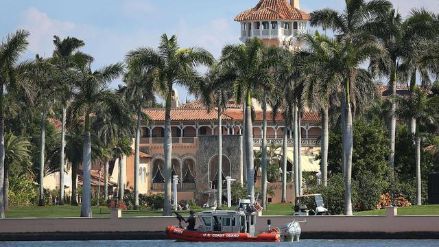 Ministerie VS haalt wervende tekst over Trump-resort van website