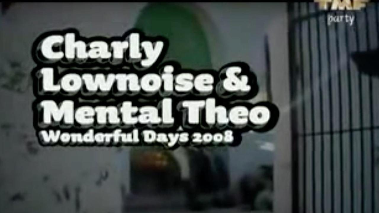 Beluister Wonderful Days van Mental Theo en Charly Lownoise