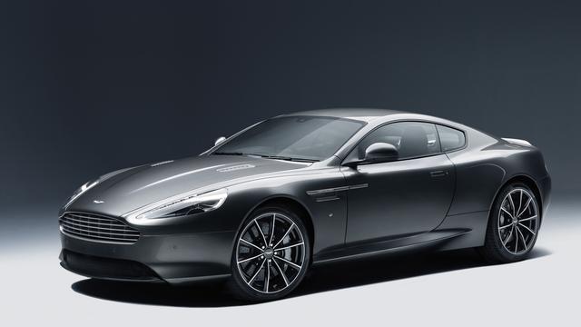 Aston Martin DB9 GT is ultieme DB9