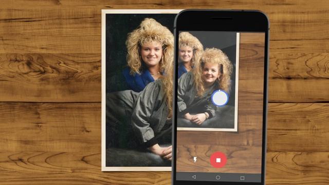 Google-app digitaliseert analoge foto's met kunstmatige intelligentie