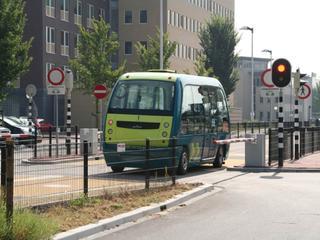 Eerste zelfrijdende bussen op de openbare weg