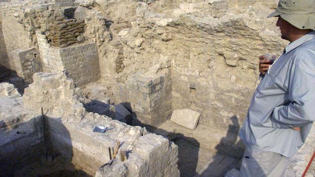 Archeologen vinden 1500 jaar oude Byzantijnse kerk in Gaza