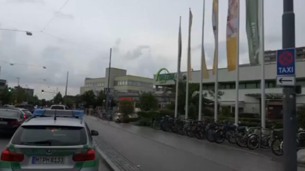 Politie legt openbaar vervoer stil na schietpartij München
