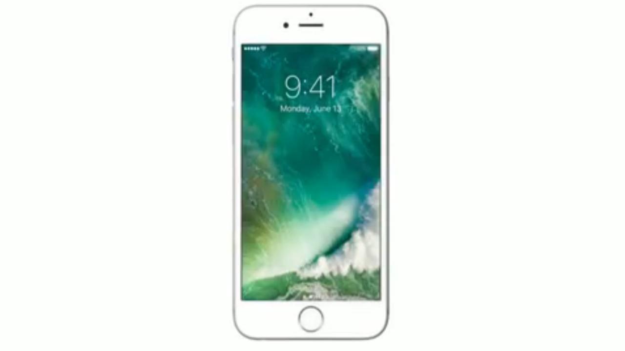 Apple toont nieuwe functies van iOS 10