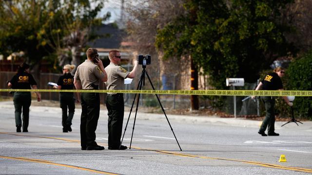 Broer San Bernardino-schutter opgepakt