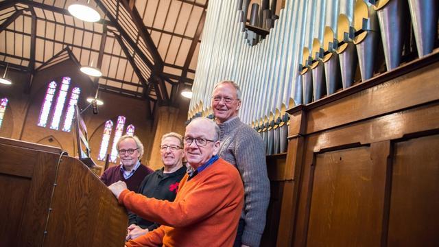 Kerk Rucphen neemt Sprundels orgel in gebruik