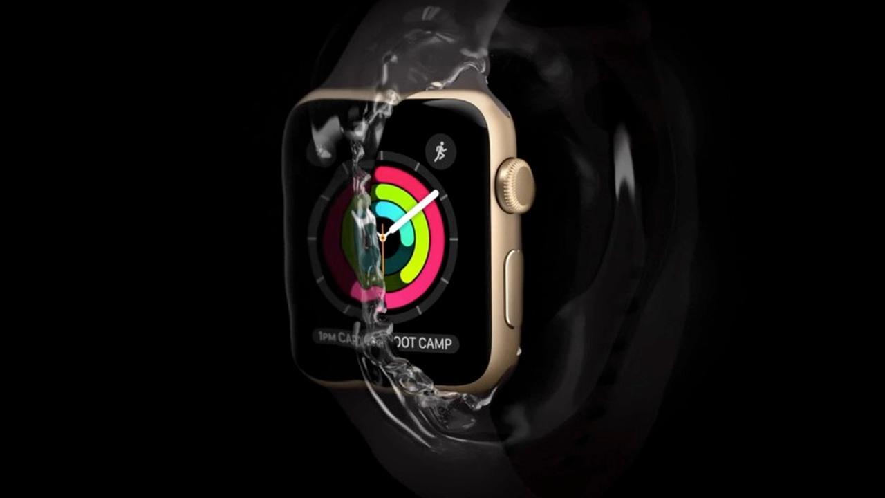 Zo ziet de nieuwe Apple Watch eruit