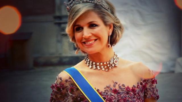 Koningin Máxima viert 46e verjaardag