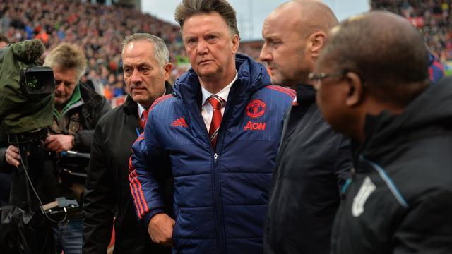 'Natuurlijk geven de United-spelers alles voor Van Gaal'