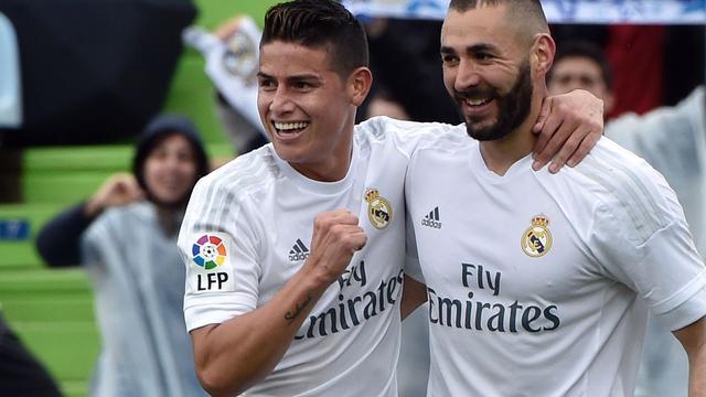 Real Madrid verslaat Getafe en verhoogt druk op FC Barcelona