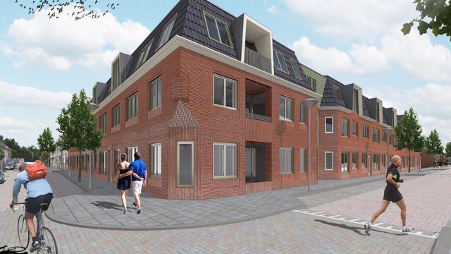 Oosterhof krijgt 41 gelijkvloerse appartementen