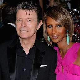 Weduwe David Bowie heeft 'zware periode' achter de rug